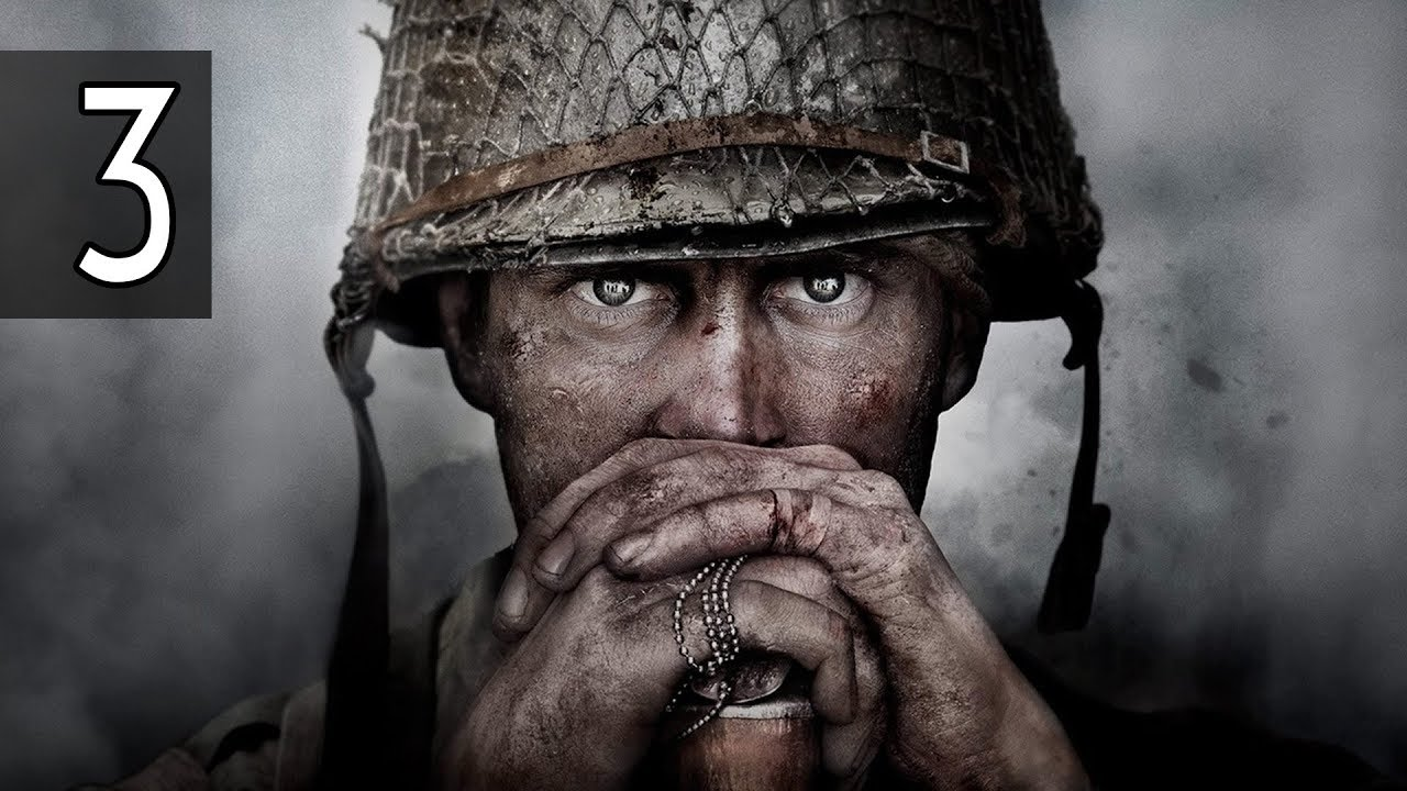 CALL OF DUTY WW2 - Walkthrough Part 3 Gameplay [1080p HD 60FPS PC] No Commentary
