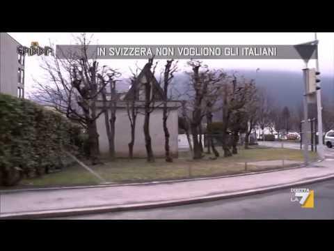 In Svizzera non vogliono gli italiani