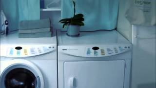 Ambient Sounds: [48min] Washing Machine+Shower+Rain