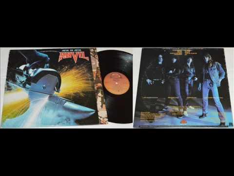 Anvil - Metal On Metal (Full Album 1982) [VINYL RIP]