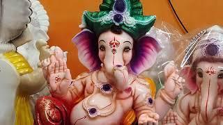 Ganesh Making Dhoolpet 2020 | Dhoolpet Ganesh Small idols making 2020 | Dhoolpet Ganesh Small idols