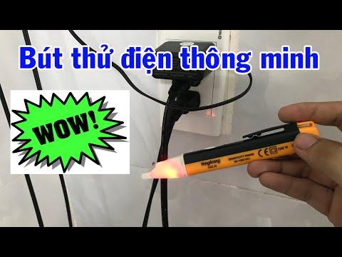 Test bút thử điện thông minh (không tiếp xúc)