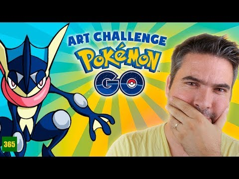 THE CHALLENGE OF DRAWING POKEMON LIKE HUMANS - POKEMON GO ART CHALLENGE