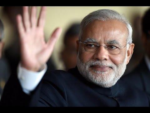 PM Narendra Modi arrives in Lahore