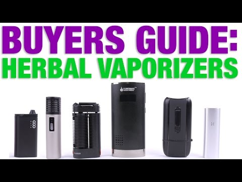 Best Features To Look For When Buying Herbal Vaporizers