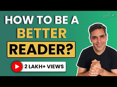 How to become a better Reader! | How do I read my books? | Ankur Warikoo Book Recommendations