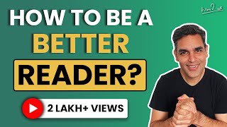 How to become a beтter Reader! | How do I read my books? | Ankur Warikoo Book Recommendations