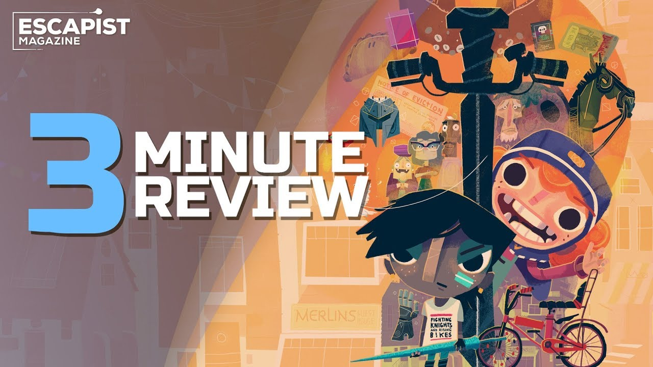 Knights and Bikes | Review in 3 Minutes (Video Game Video Review)