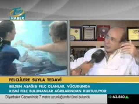 PROF DR TURGUT GÖKSOY- FİZİK TEDAVİ HAVUZU