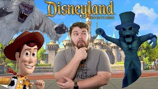 Cowboys, Yetis, and Ghosts Oh My!  Disneyland Adventures Part 4