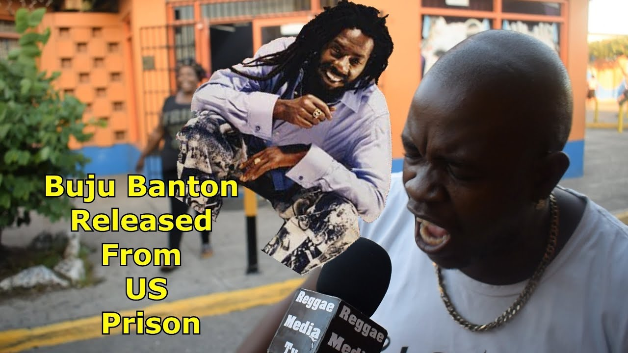 Jamaicans REACTION To Buju Banton Release Today !!!