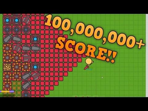 ZOMBS.IO UNBEATABLE BASE!! // MASSIVE 100 Million+ High Score (Tier 7 Update)