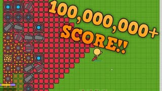 ZOMBS.IO UNBEATABLE BASE!! // MASSIVE 100 Million+ High Score (Tier 7 Update)