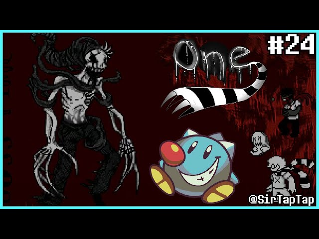 Let's Play One (OFF Fan Game) Part 24 |  Zone 3 Boss, Special Guest Tinyghostie!