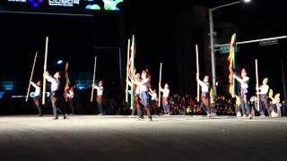 천안흥타령춤축제 필리핀 Philippines  거리퍼레이드 공연