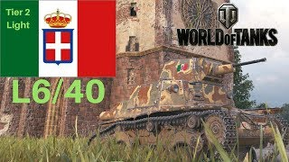 L6 40 tank review World of Tanks