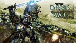 Warhammer 40,000: Dawn of War (no noobs games) + смотрю репели DJ работает