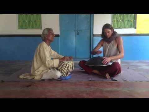 Hang and Tabla in Pushkar