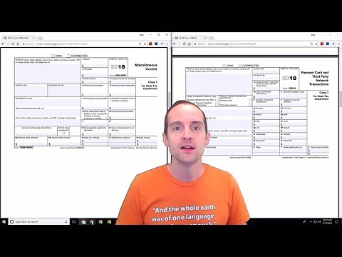 1099-MISC & 1099-K Explained + Help with Double Reporting, PayPal, and Coinbase!