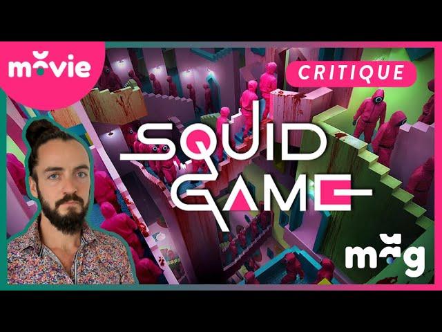 Critique de Squid Game de Hwang Dong-hyeok