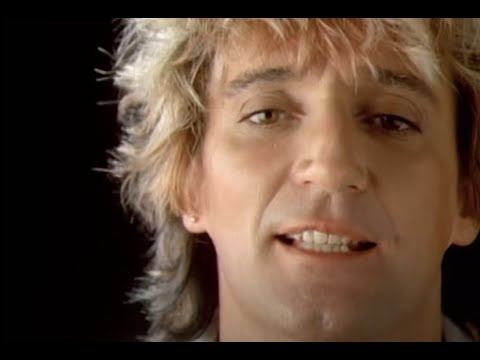 Rod Stewart - Some Guys Have All The Luck (Official Video)