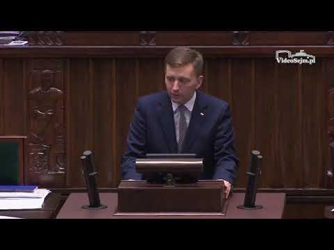 Łukasz Schreiber – wystąpienie z 14 grudnia 2017 r.
