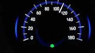 【FIT3】新型フィット ハイブリッド 0-100km/h加速(Sモード)