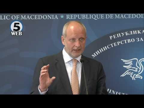 Естонија со поддршка на Македонија да ги почне преговорите за членство
