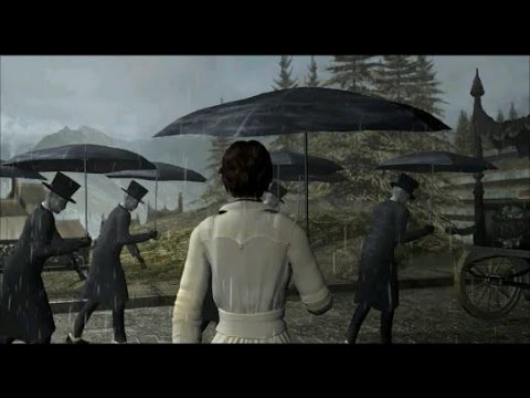 A Robot funeral-Syberia part 1