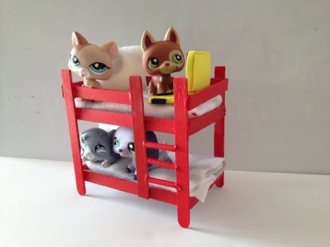 diy-miniature-bunk-bed