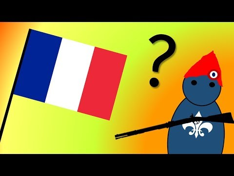 The History And Meaning Behind The French Flag