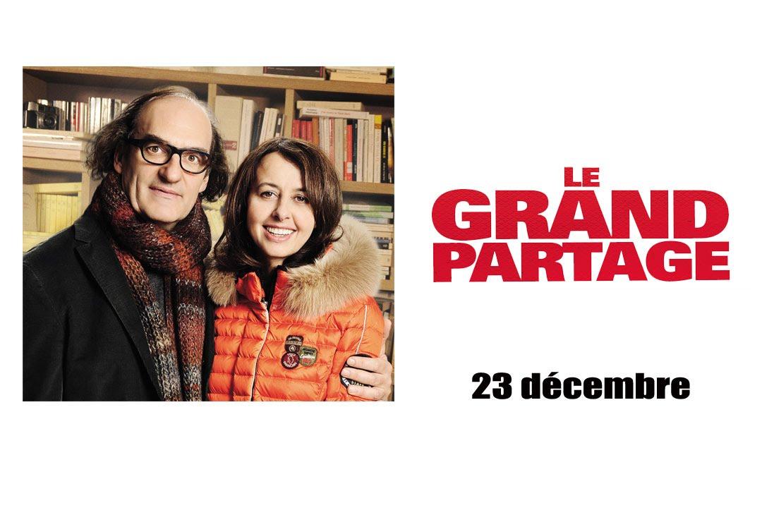 LE GRAND PARTAGE - Teaser#1 - au cinéma le 23 décembre