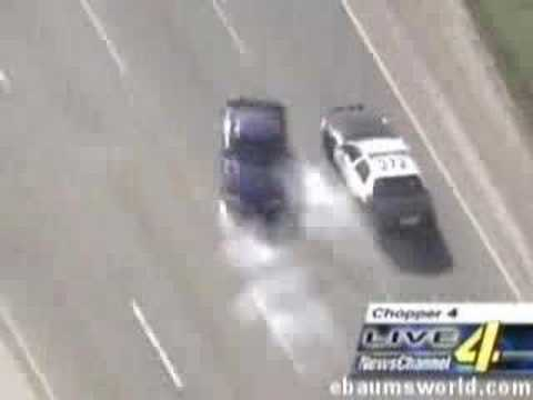 Best police chase ever!