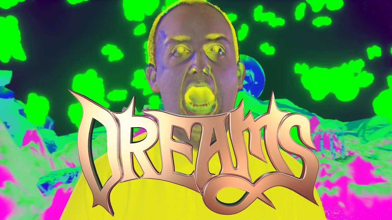 dreams (seizure warning)