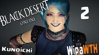 Black desert Online  Guia para jugadores nuevos 2  Kunoichi