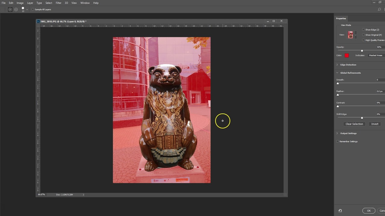Removing Objects from Your Photos in Photoshop – FilterGrade