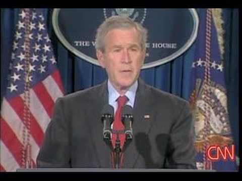 President Bush on Ford