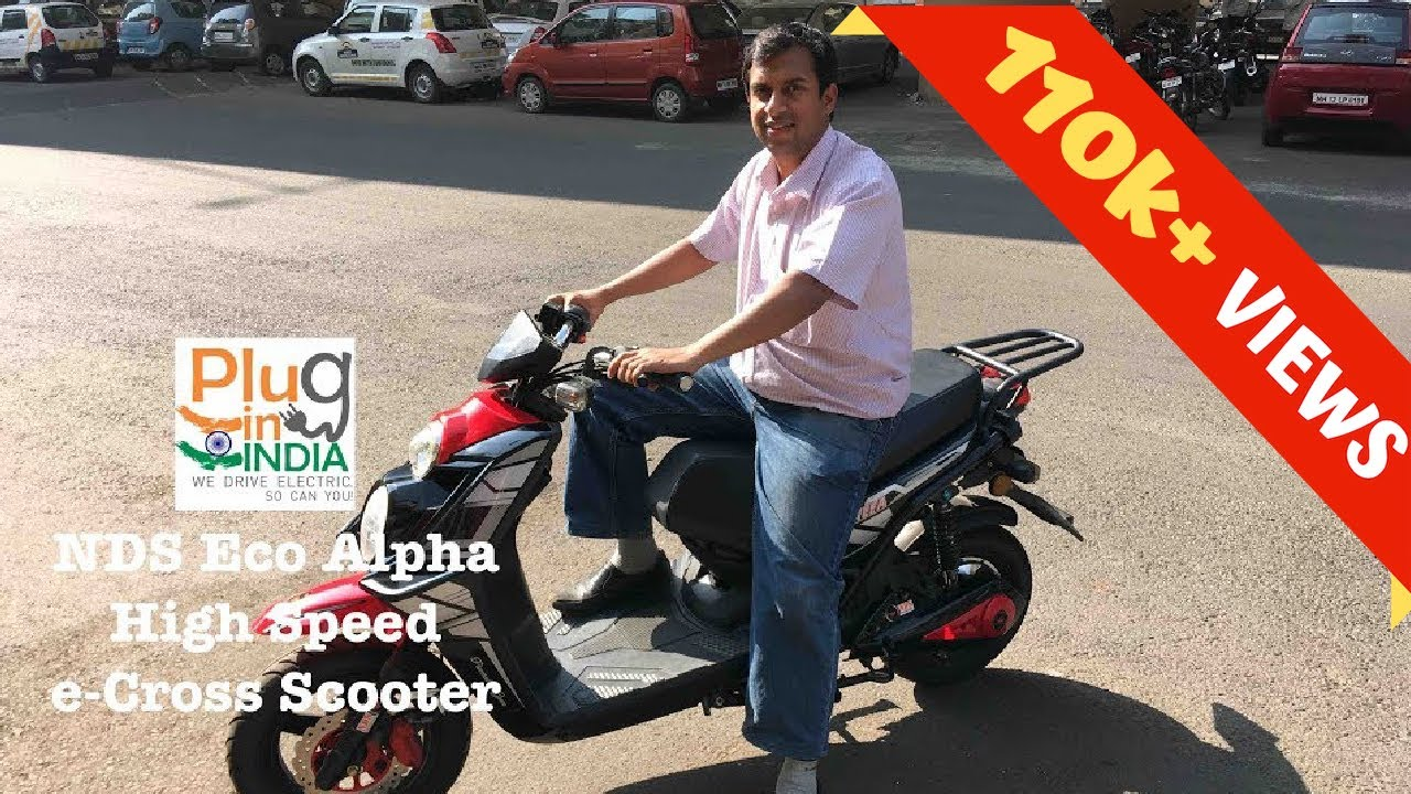 Nds Eco Alfa High Speed E Cross Scooter Preview Youtube Nokia Cark 91 Using Ca55 Converter Installation Diagram