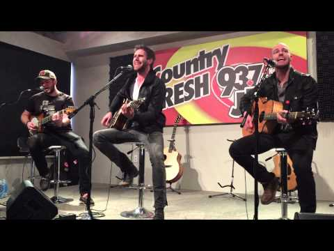 Canaan Smith JRfm Live Lounge Vancouver BC - Love You Like That