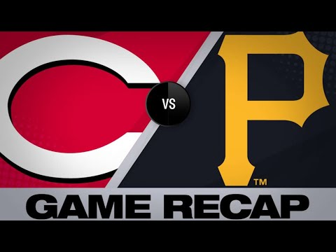 Sports Wrap with Ron Potesta - Pirates Shut Out Reds