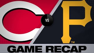 4/4/19: Pirates pitchers dominate in 2-0 win