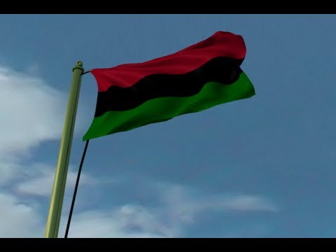 This Flag Of Mine: Towards 100 Years Of Red, Black And Green