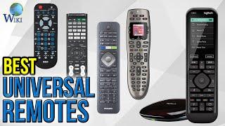 6 Best Universal Remotes 2017