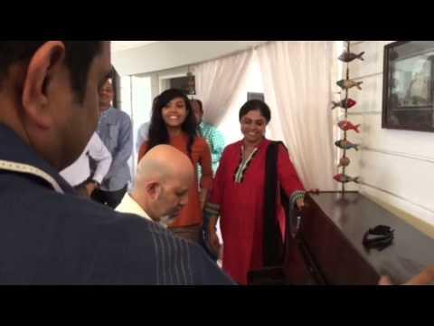 Improv jazz cover of Bantureethi Kolu | Shankar Mahadevan | Loy Mendonsa | Kathya & Kamya Chandra