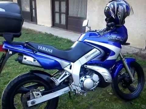 yamaha tdr 125 going to winter dream youtube. Black Bedroom Furniture Sets. Home Design Ideas