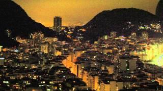 Pan Of Rio De Janeiro Cityscape In Brazil