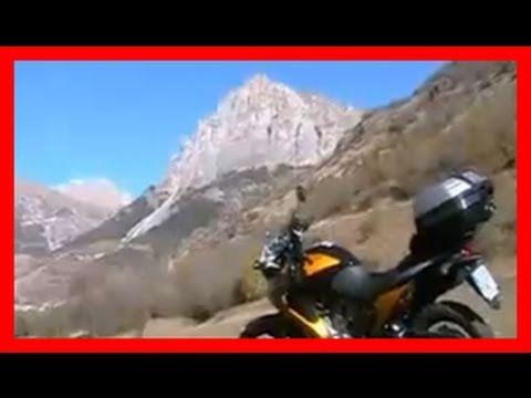 Honda XL700V Transalp test ride / Motorradtest von 1000PS
