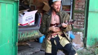 Жуки Батарейка укулеле сварочно гаражная кавер версия