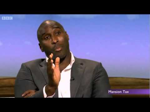 Whiny selfish millionnaire Sol Campbell wants to be a Tory MP