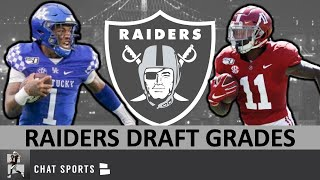 Raiders Draft Grades: All 7 Rounds From The 2020 NFL Draft Feat. Henry Ruggs & Damon Arnette
